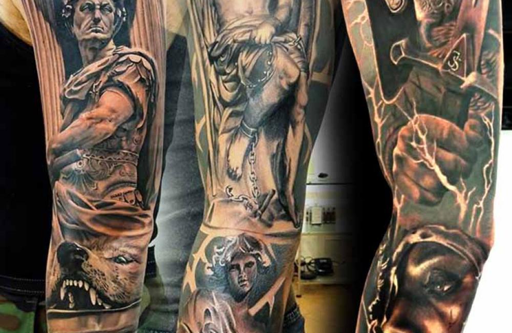 studio tatuaży szecin